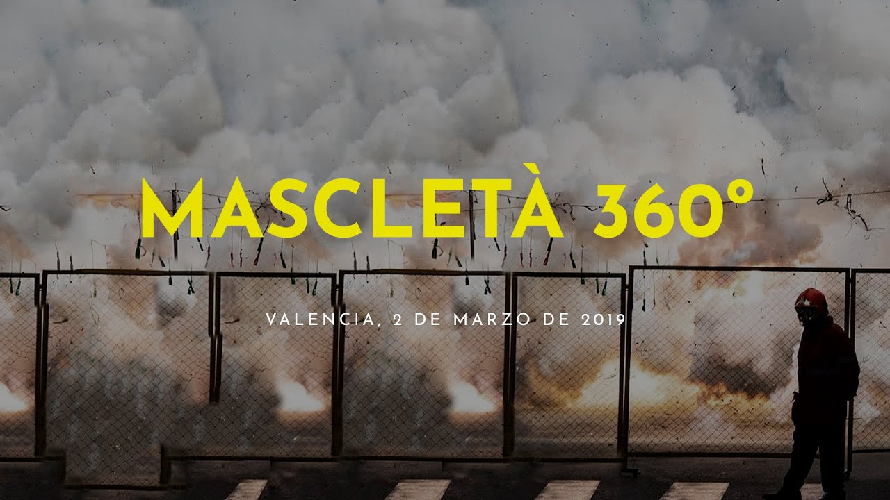 Mascleta de Valencia