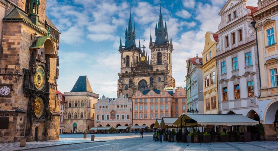Descubrir Praga