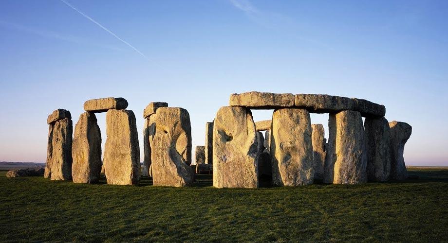 Viajar a Stonehenge