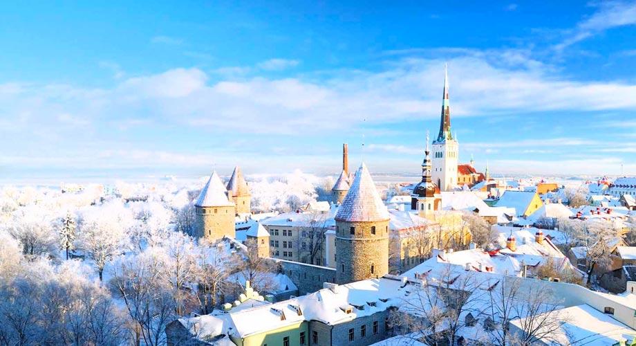 Viajar a Tallin