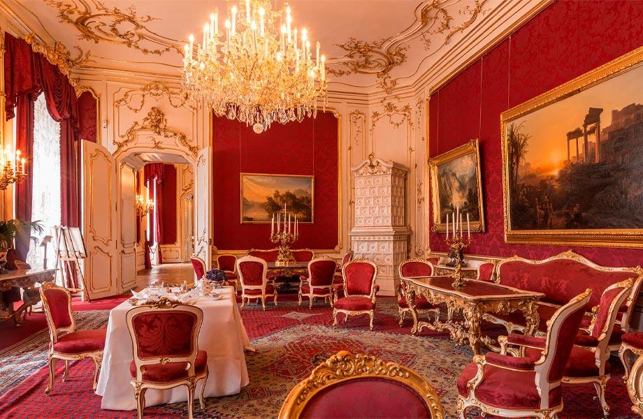 Visitar el Palacio Hofburg