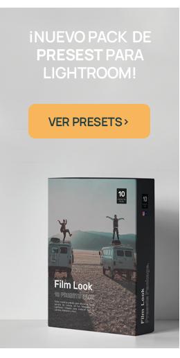 Pack de Presets Lightroom